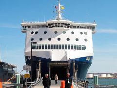 Nova Star will pass passengers through Hibraltar