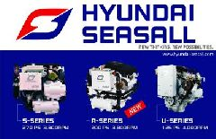 Our partners:  Marine Pro Metal Boats LLC. has became an distributor of  Hyundai SeasAll Co Ltd.